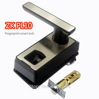 ZKeco PL10 Fingerprint smart lock Rugged Housing with ABS Material Keyless Keypad Right Left door lock DIY smart lock