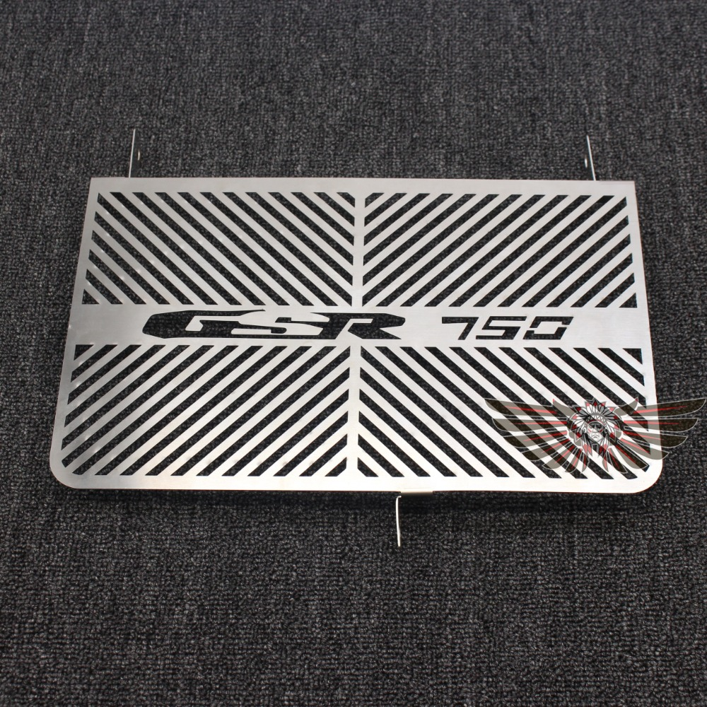 For SUZUKI GSX-S750 GSXS750 GSX S750 2015-2017 Motorcycle Radiator Grille Guard Cover Protector Fuel Tank Protection Net