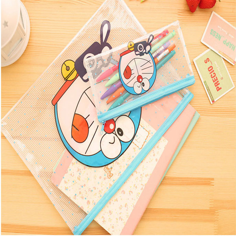 Waterproof Folder Cute Mini File Bag Document Manila Stationery Filing Products School Office Supplies 780 In From