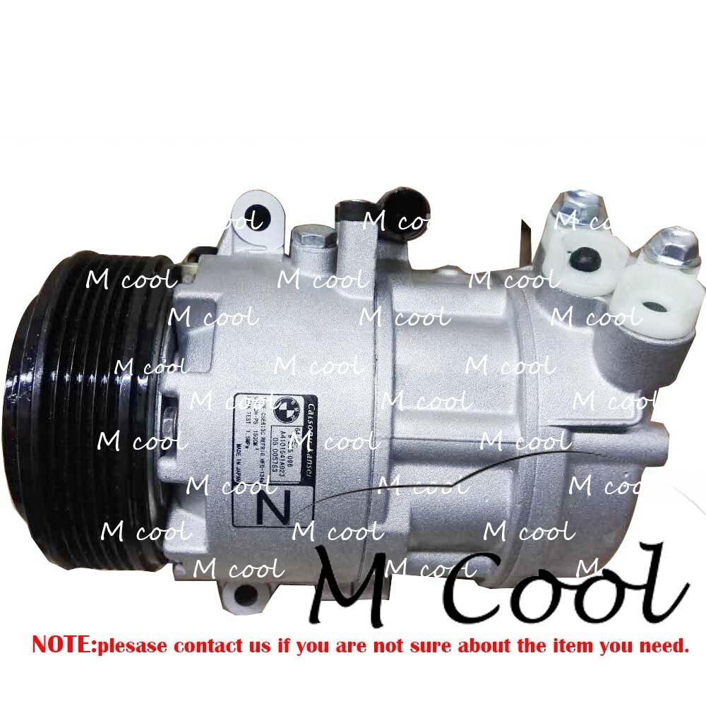 High Quality Brand New CSV613 Car AC Compressor For Car BMW 3 E46 316i For Car BMW E83 For Car BMW Z4 64509182795 64526908660
