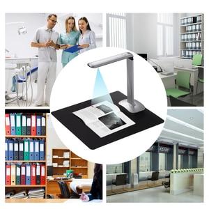 Image 5 - Aibecy F50 Foldable HD USB Book Document Camera Scanner Foot Pedal LED Light AI Technology 15 Mega Pixels A3 &A4  Scanner