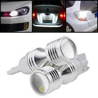 168 W5W 2825 T10 CANbus Error Free LED Replacement Bulbs Parking License Plate Lights White For Audi BMW Mercedes Porsche
