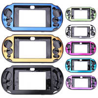 8 colors Aluminum Plastic Protective Skin Case Cover Shell for Sony PlayStation PS Vita 2000 PSV PCH-20
