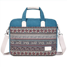 13.3 14 15 15.6 inch Laptop Messenger Bohemian Bag Shoulder Sleeve Case Cover for Macbook Air Pro 13 Xiaomi Women Bags