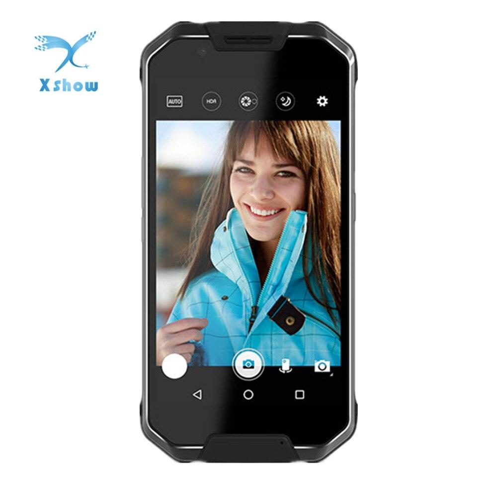 Original AGM X2 EU SE 4G Smartphone Android 7 0 6GB 64GB IP68 Waterproof 5 5