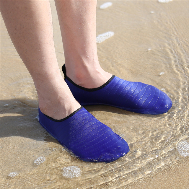Barefoot Shoes Men Summer Water Shoes Woman Swimming Diving Socks Non-slip Aqua Shoes Beach Slippers Fitness Sneakers 23 Colors 6