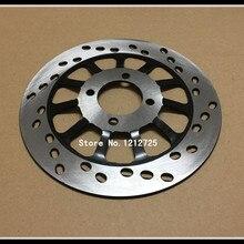 Мотоцикл тормозной диск EN125 gt125 спереди дисковый тормоз gs125 gn125 тормозного диска