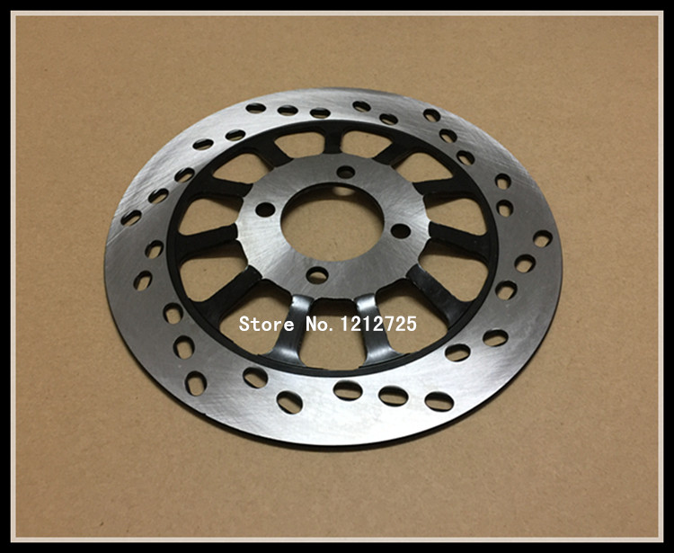 Motorcycle brake disc EN125 GT125 Front disc brake GS125 GN125 Brake disc цена и фото