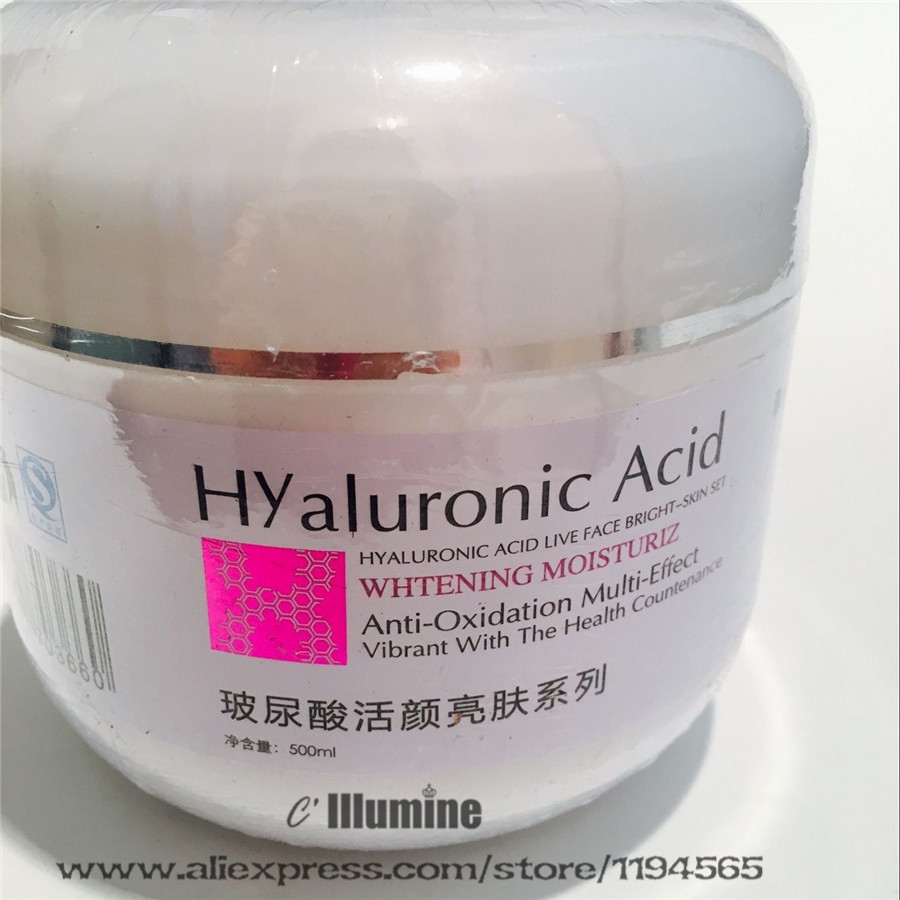 500g Hyaluronic Acid Whitening Brigten Facial Mask Ageless