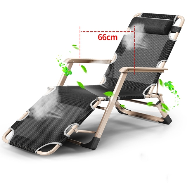 recliner lawn chairs folding dunelm stretch chair covers outdoor lounge chaise portable beach patio garden camping yard pool