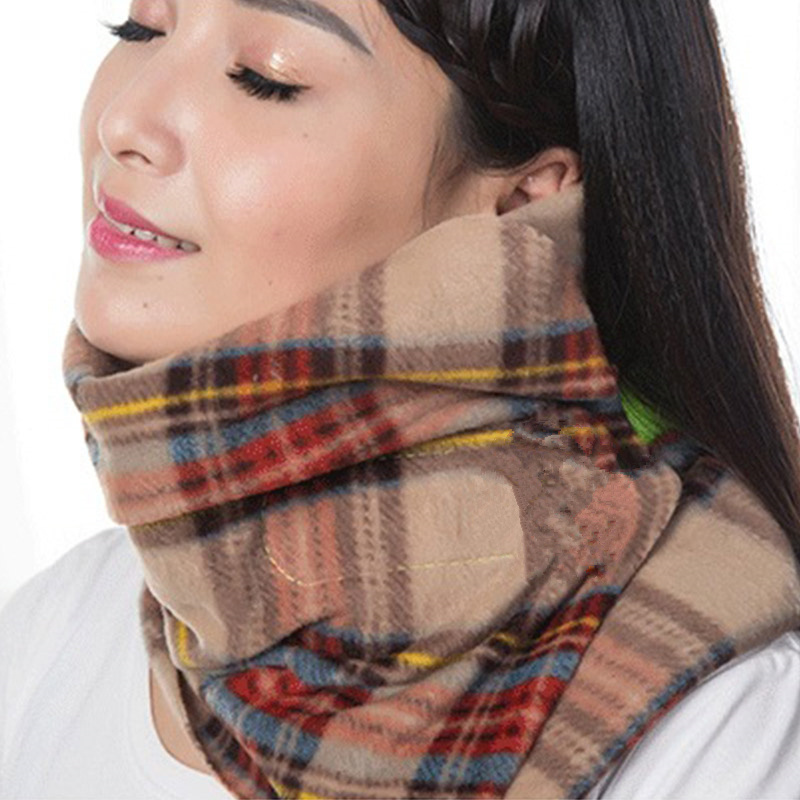 Dropshipping cuello almohada de viaje airplaneSleep soporte portátil Headres memoria siesta espuma accesorios textiles para el hogar cómodo Pad