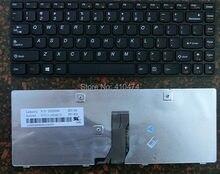 SSEA новая американская Клавиатура для ноутбука Lenovo G480 G480A G485 G485A B480 B485 Z380 Z385 Z480 Z485 Бесплатная доставка