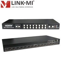 LINK MI LM S161 16x1 HDMI Multi Viewer with Seamless Switcher HDMI 16 input and 1 output Video Processor