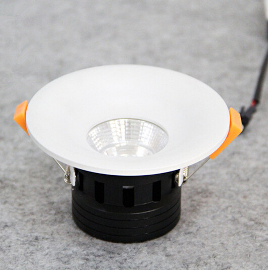 ᑐNew Super Dimmable 10 W LED COB Plafonnier Blanc Froid Blanc Chaud
