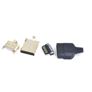 Image 3 - 10pcs Connect Port Socket Interface Connector slot for xbox 24P   cable  plug