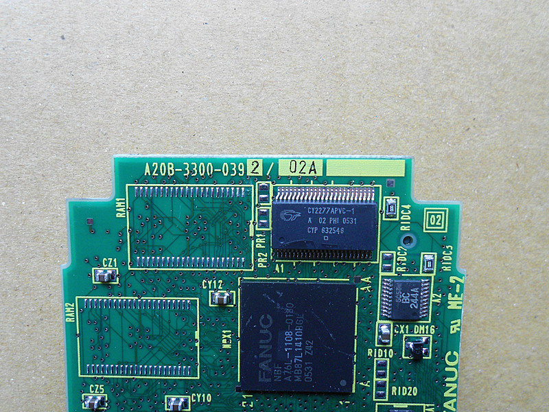 Fanuc pcb circuit board axis card  for CNC  0i controller A20B-3300-0392Fanuc pcb circuit board axis card  for CNC  0i controller A20B-3300-0392