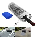Universal Car Wash Brush  Microfiber Auto Duster Window Cleaner Extendable Handle Dust Car Cleaning Tool With Wash Cloth