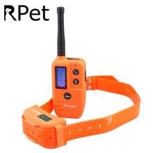 Colar remoto do cão do animal de estimação do caçador 500 m com choque e vibração
