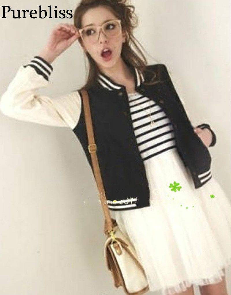 Online Buy Wholesale cute varsity jackets for women from China ...
