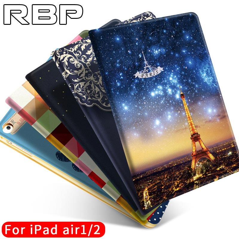 RBP for ipad air 2 case tablets leather fundas case for ipad air 1 cover wake air 2 sleep smart for iPad 5 6 case cover 9.7 inch рюкзак case logic 14 1 inch rbp 414 black