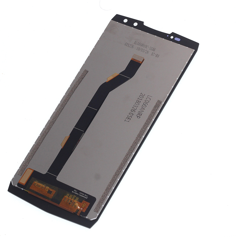 Image 5 - For OUKITEL K10 100% original new LCD display For OUKITEL K10 LCD + touch screen tablet screen component replacement 6.0 inches-in Mobile Phone LCD Screens from Cellphones & Telecommunications