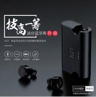 X2t wireless Bluetooth headset ear K2 Bluetooth headset 4.2 earplug Bluetooth headset with charging bins ears