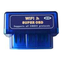 Aoluoya Mini Wifi ELM327 ElM 327 Wifi V1 5 OBD 2 II Car Diagnostic Tool OBD2