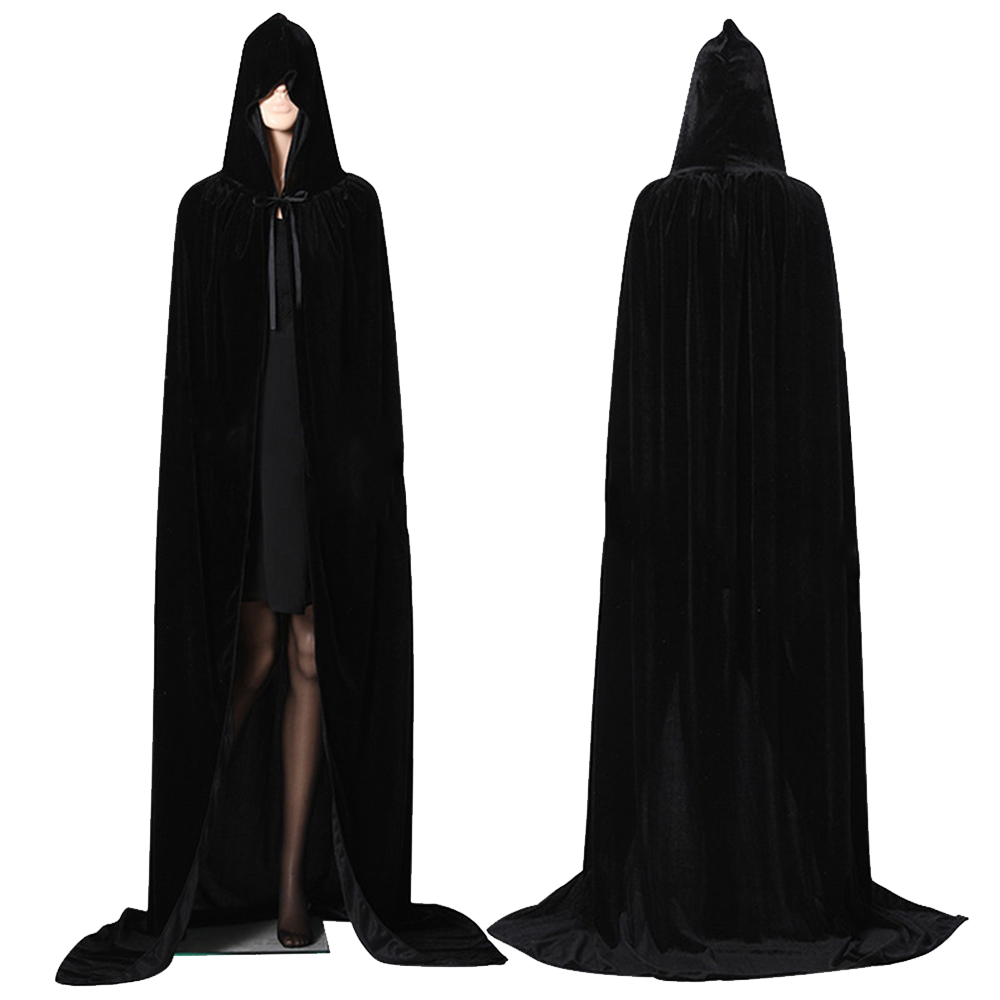Promotional price Halloween Cloak Cloak Sorcerer/'s cloak velvet shawl