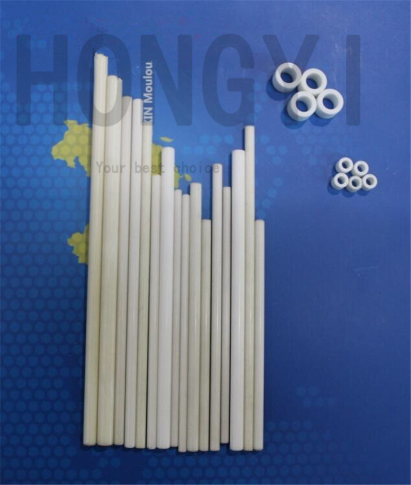1 Piece Water Pump Rotor Ceramic Shaft Core Diameter 2.5mm/3mm/3.5mm/4mm/4.5mm/5mm/6mm Submersible Pump Accessories
