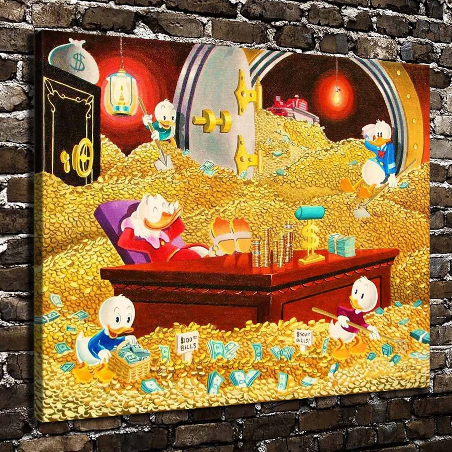 Popular donald duck pictures buy cheap donald duck for Decoration maison aliexpress