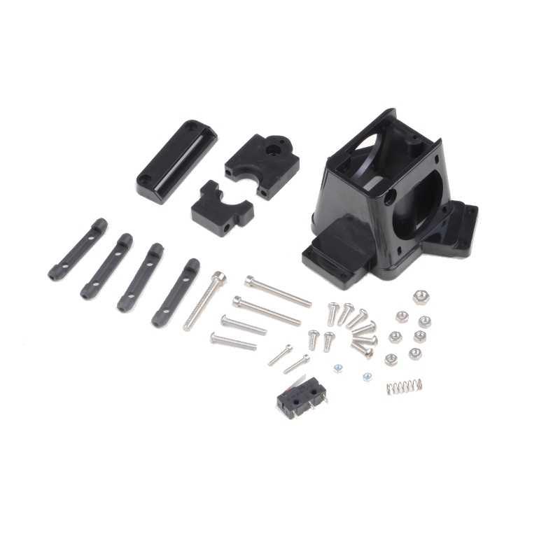 1 Pcs 3d Printer Bagian M3 Delta Kossel Fisheye Efektor Untuk 3D Printer Hotend V6
