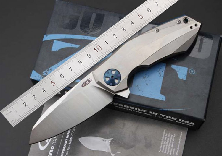 High Quality Hunting Camping Knife D2 Blade TC4 Titanium Alloy CNC Engraving Molding Handle Tactical Folding Knife Outdoors Tool high quality 57hrc 440 blade stone washed steel handle tactical folding knife hunting camping outdoors tool