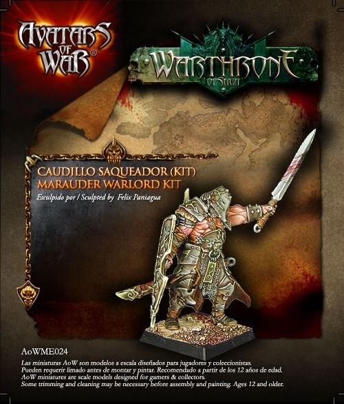 28309 Marauder Warlord