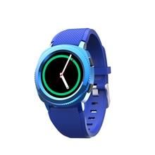 L2 Smart Watch 1.3 Inch Screen Smartwatch IP68 Waterproof Calling Heart Rate Sleep Monitor Steel Strap Replaceable Sports Watch