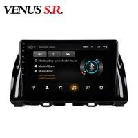VenusSR Android 8.1 2.5D car dvd For Mazda CX5 CX 5 Radio 2013 2016 multimedia GPS Radio stereo gps navigation