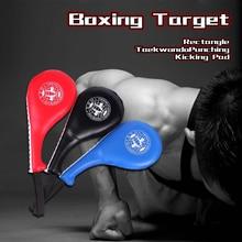 Childrens Adult Taekwondo Foot Target Boxing Sanda Training Hand Kick  Martial Arts Karate Durable Pad A