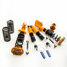 24-Way Altura + Amortecedor Coilover Ajustável Coilovers Kits para Ford Mustang 05-14 Suspensão Strut Amortecedor de Mola Amortecedor