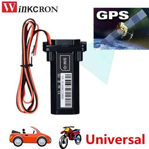 Gps-Tracker Vehicle-Tracking-Device Battery Motorcycle Mini Waterproof for Car with Universal