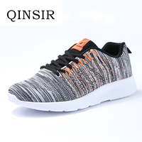 Breathable Mesh Summer Men Casual Shoes Lace Up Male Fashion Walking Footwear Unisex Couples Shoes Mens