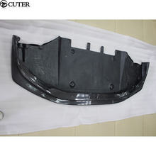 GTR GT-R R35 carbon fiber front lip front bumper diffuser For Nissan GTR R35 car body kit 08-13(China)