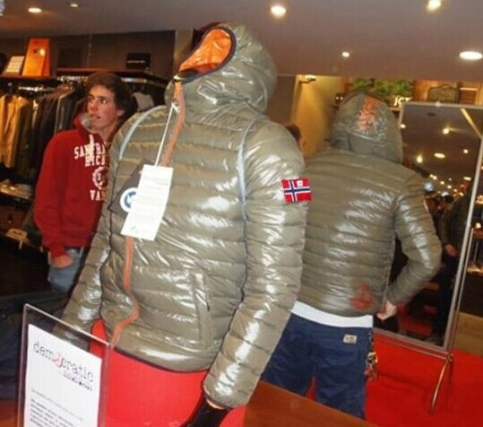 Mens New winter napapijri casual outdoor snow hoody ski coat jacket sale size S-3XL - PMA fashion store