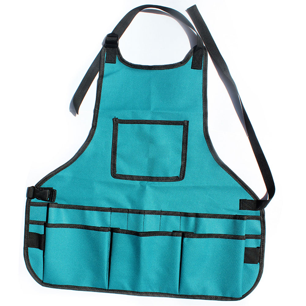 Repair Kits Work Apron Electrician Oxford Fabric Durable Adjustable Strap Lawn Waterproof Practical Woodworking Hardware Tool Household Cleaning