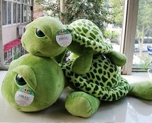 Big 45cm Big Eye Tortoise Plush Toy Turtle Soft Stuffed Toy Whole Sale And Retails Birthday Gift Soft Stuffed Toy