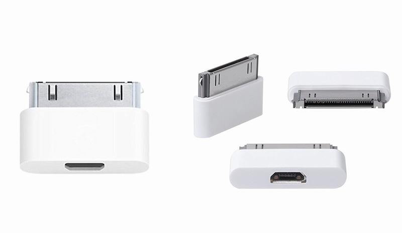30-pin-Dock-Connector-to-Micro-USB-Cable-Adapter-For-Apple-ipod-ipad-2-iPhone-4-4S-3GS-4G-iPhone4-Charger-Carregador-Accessories-1 (2)