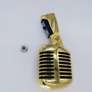 Image 4 - Golden 55sh Ribbon Microphone Pro Capsule Mic Live Streaming Microphone for YouTube Videos Live broadcast Recording Studio