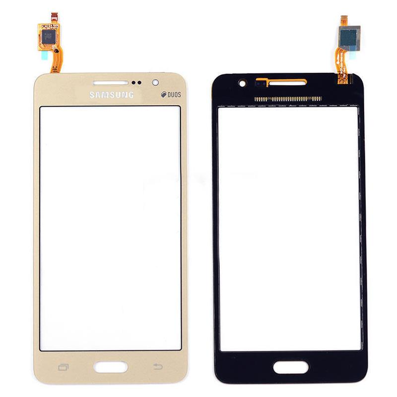 For Samsung Galaxy Grand Prime Duos G530 G530H G530 G531 G531F Touch Screen Digitizer Sensor Front Glass Panel Replacement Parts