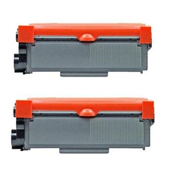 2 piezas Compatible hermano HL L2305W L2320D L2341DW L2360D L2360DW L2380DW L2300D L2340DW L2360DN L2365DW L2320D cartucho de tóner
