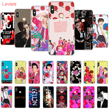 Lavaza NCT 127 Kpop Boy Hard Phone Cover for Huawei Mate 10 20 P10 P20 P30 Lite Pro P smart 2019 Case