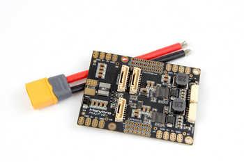 Original Holybro Pixhawk 4 PX4 Flight Controller STM32F765 Accel/Gyro Neo-M8N GPS Power Module PM07 Fr FPV RC Dron