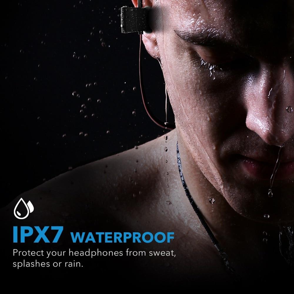 Mpow 088A Wireless Earphones Bluetooth Headphones with Mic Waterproof In-ear Sports Earbuds Noise Canceling Auricular Headsets (1)